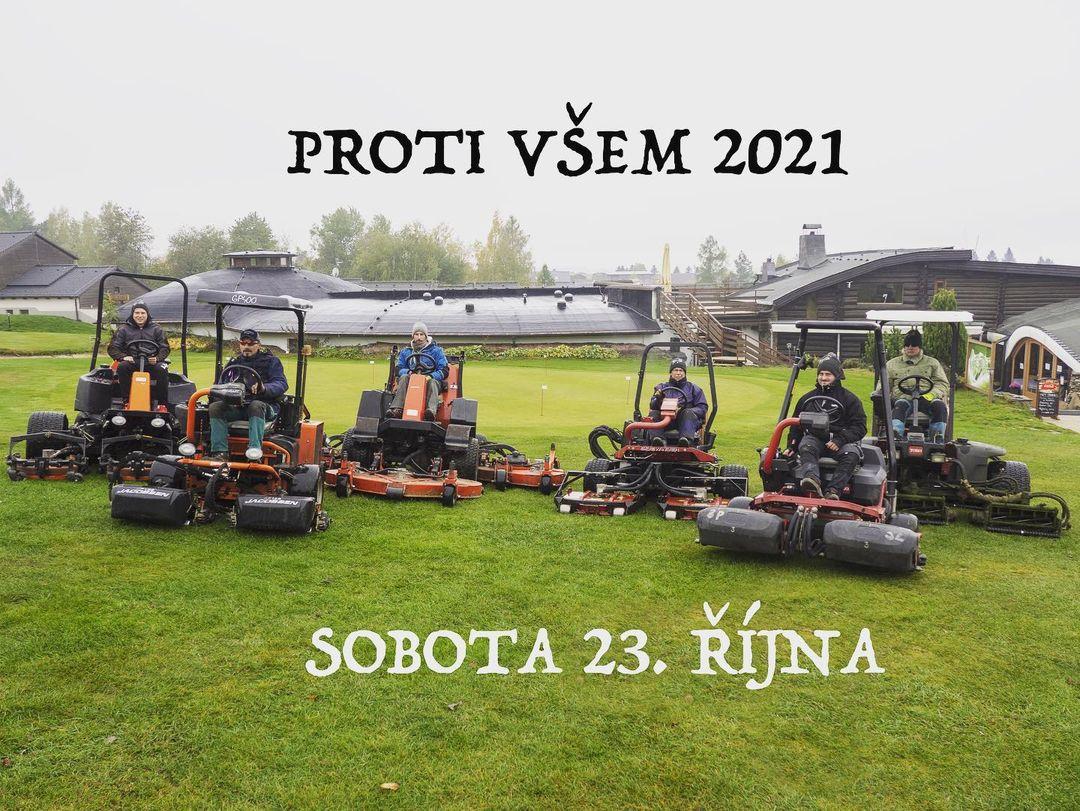 PROTI VŠEM 2021
