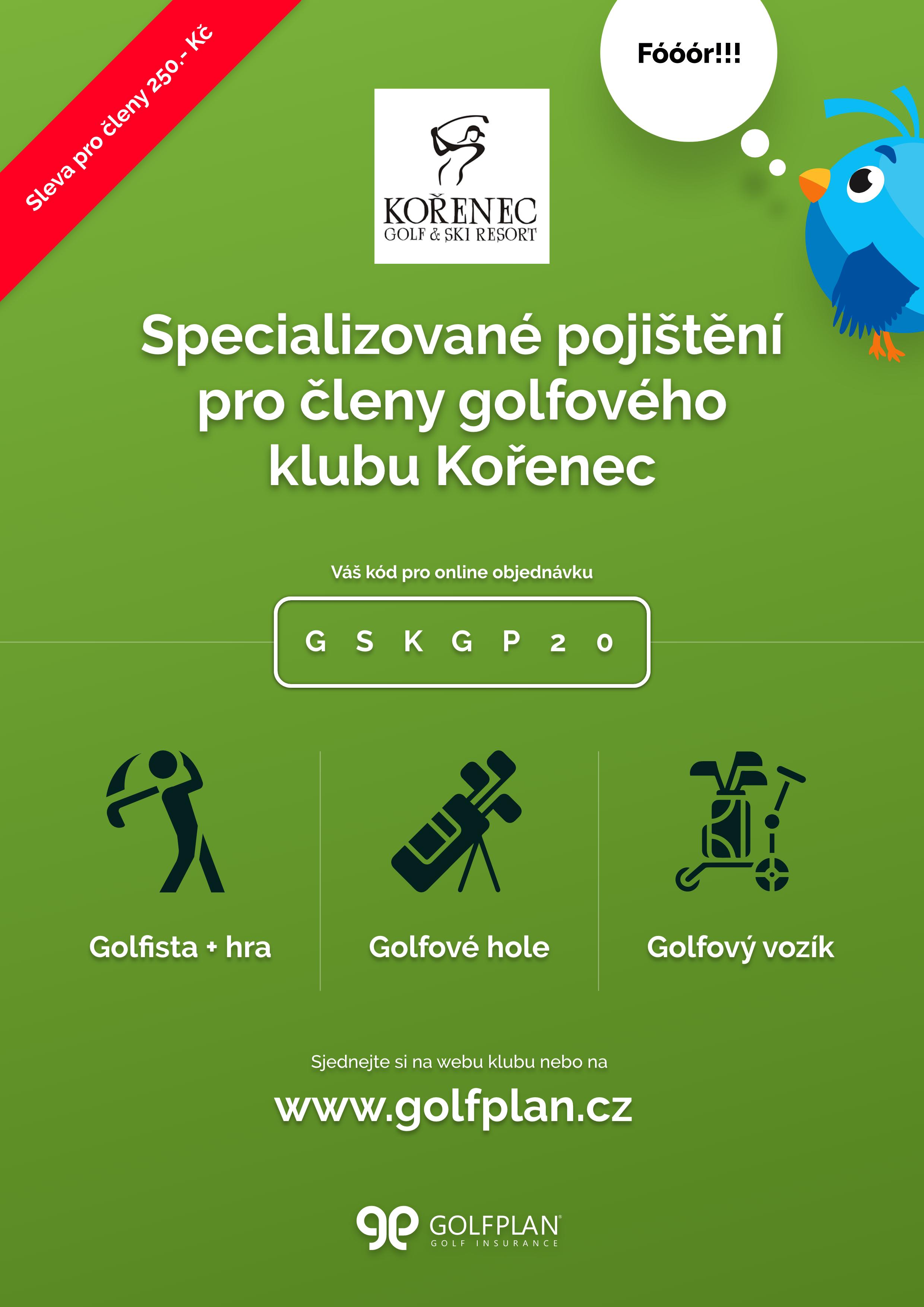 Spolupráce s firmou GolfPlan{lang}