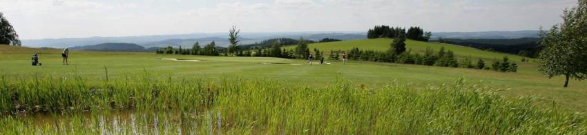 Panorama Drahanské vrchoviny